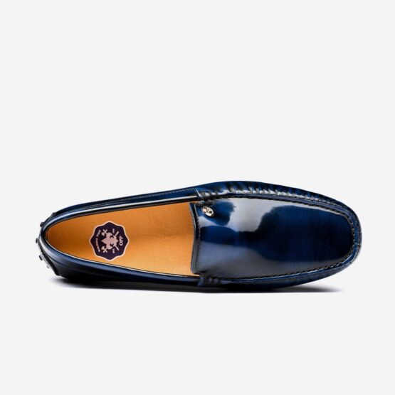 Loafers Shoes Blue