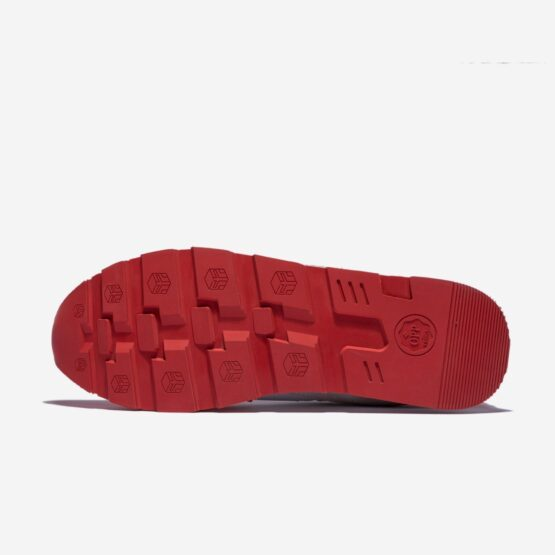 Women Lace-Up Suede Sneakers Red - Top Women Sneakers - OPP Official Store (OPP France)
