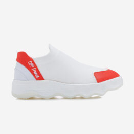 Women Casual Slip On Shoes White
