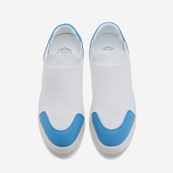 Casual Slip On Shoes White