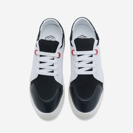 Women Casual Lace-Up Shoes Black