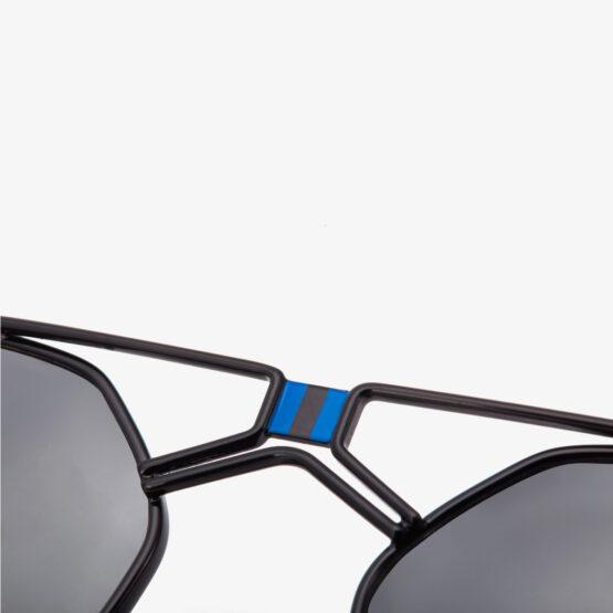 Men & Women Sunglasses  Light Grey Gradient