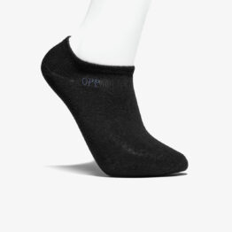 A Pair Comfortable Cotton Socks (Random Color)