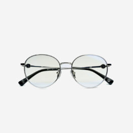 Men & Women Optical Glasses Silver