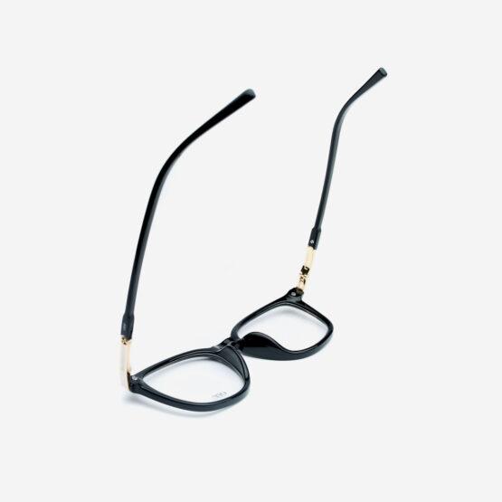 Men & Women Optical Glasses Black